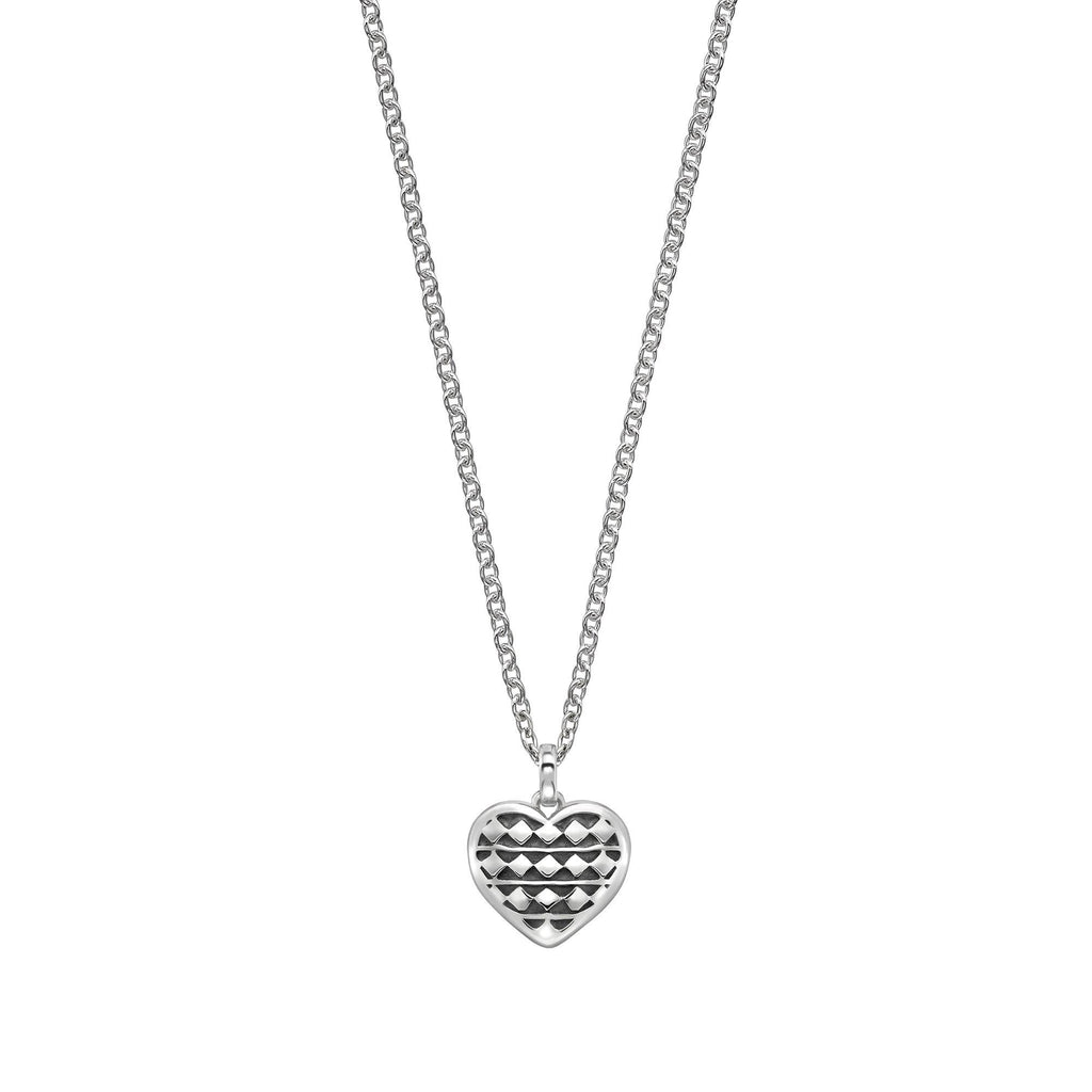 Heart of Africa 2021 Pendant in Silver - Large