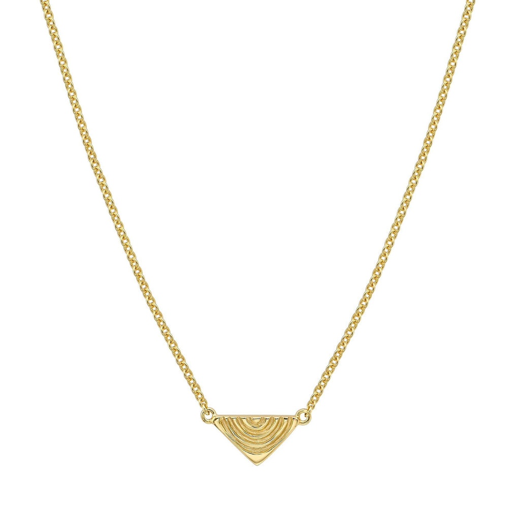 Vakadzi Necklace in 18ct Gold