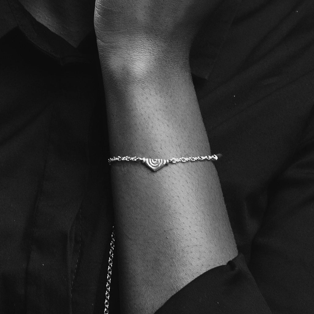 Vakadzi Multiple Bracelet in Silver