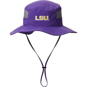 LSU Tigers Purple Columbia Boonie