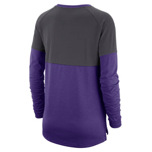 Women's Nike LSU Tailgate Long Sleeve