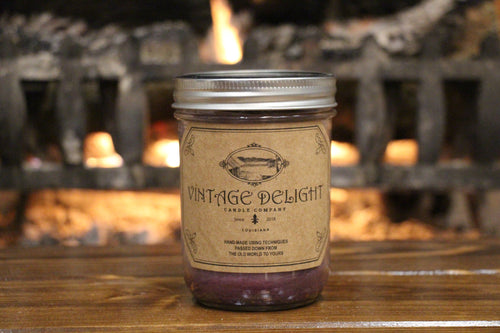 Vintage Delight Candle - Bird of Paradise 16oz
