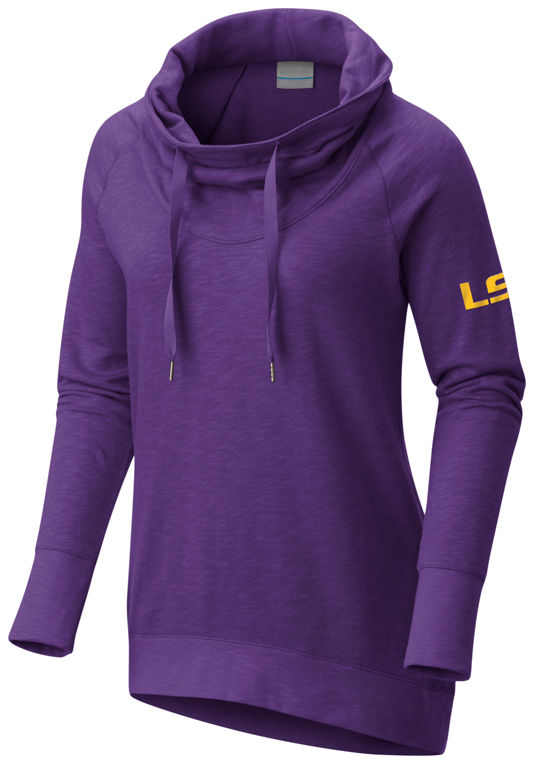 LSU Tigers Columbia Women Down Time Pullover