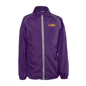 Youth GARB LSU Purple Jacket