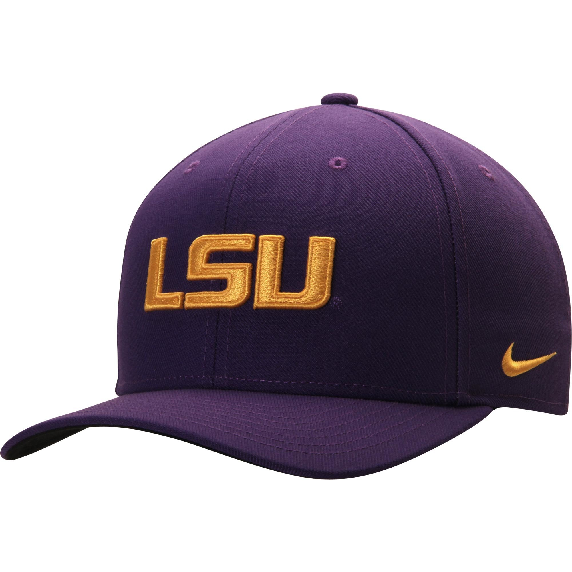 online retailer 31da1 aeee5 ... purchase lsu tigers nike wool classic performance adjustable hat purple  9dce5 6c21d