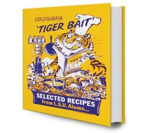 Louisiana TigerBait Cookbook