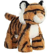 Bengal Tiger Stuffed Animal - Migoni