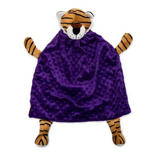 """Lovey"" Tiger Blanket"