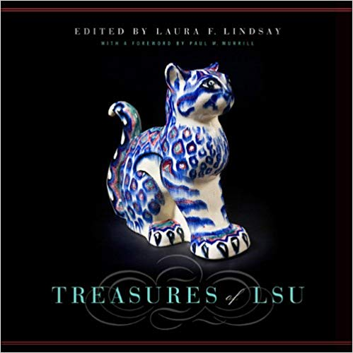 Treasures of LSU Book
