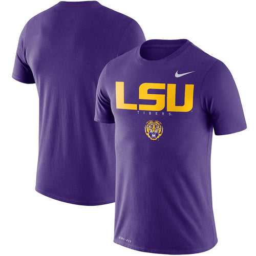 LSU Tigers Nike Youth Facility T-Shirt