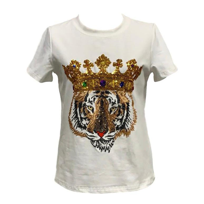 Sparkle City Tiger King T-Shirt
