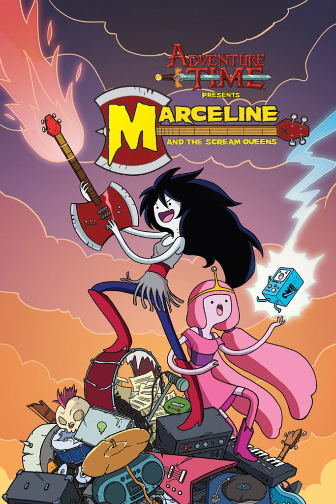 Marceline & the Scream Queens TPB