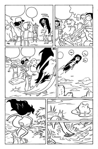 Marceline & the Scream Queens - Issue 03 - Page 08