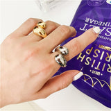Open Chunky Ring - FURlosophie