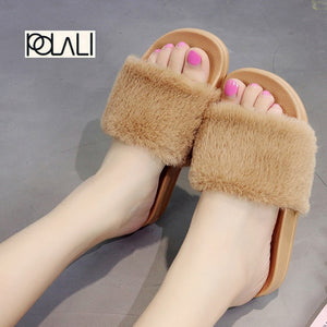 Plushie Home Slippers - FURlosophie