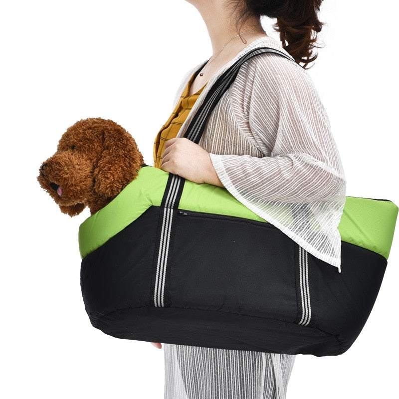 Anti-Anxiety Pet Tote
