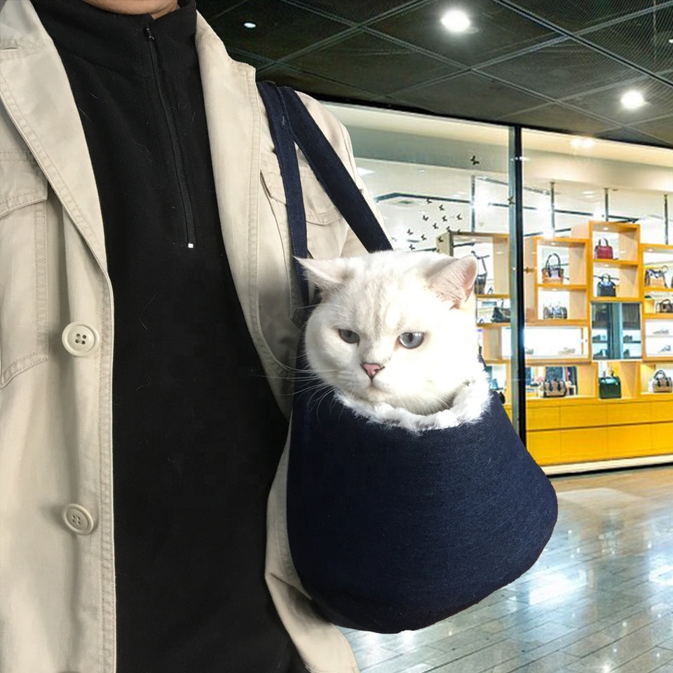 Plushy Pet Tote Carrier