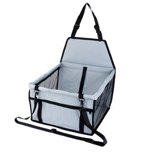 Foldable Doggy Car Seat Booster