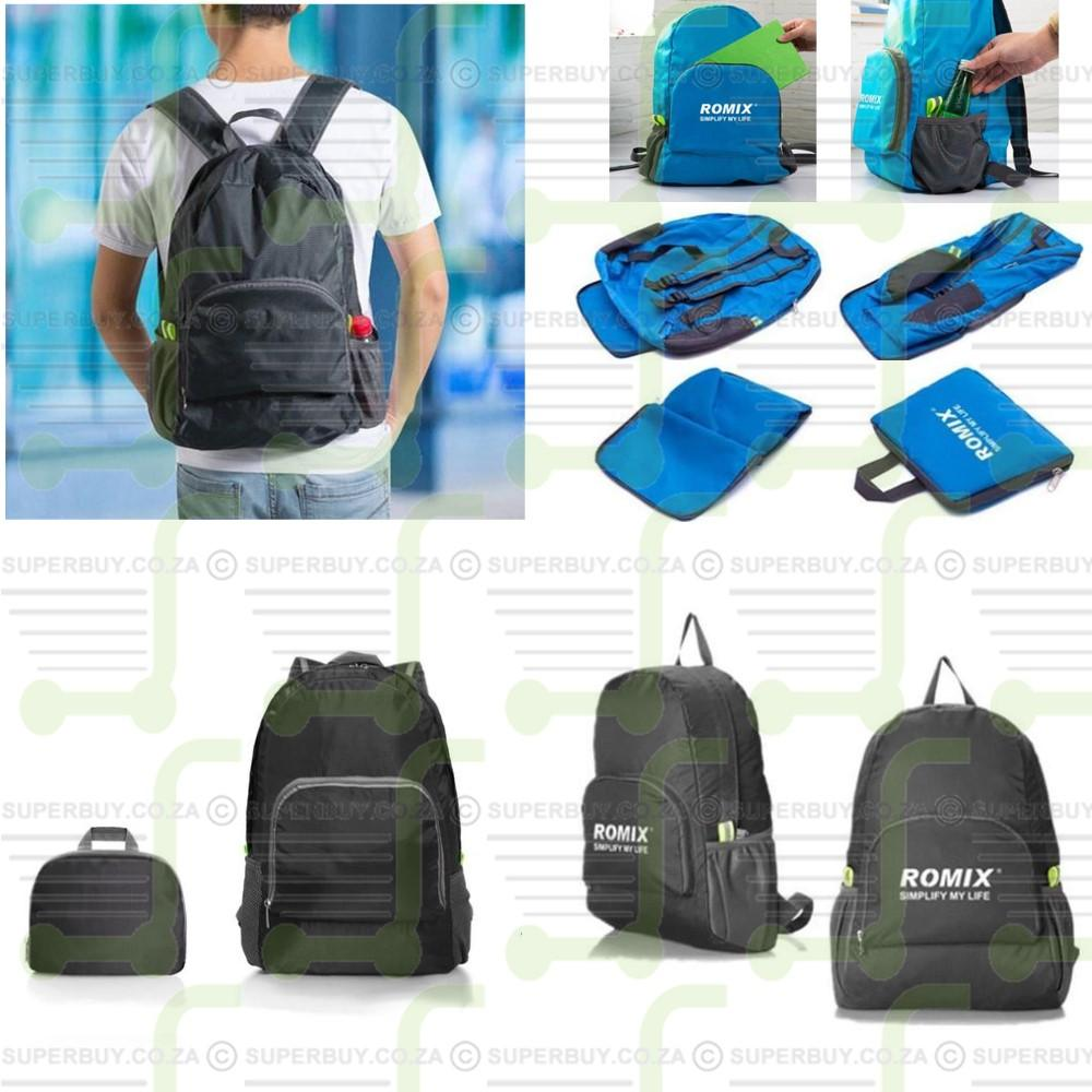 Foldable Portable Backpack