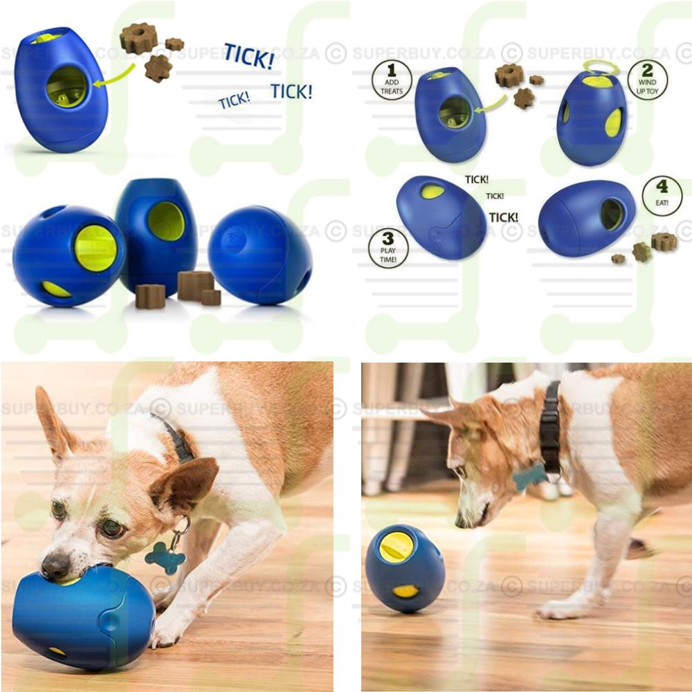 Tikr a Snack Activity Toy for Dogs