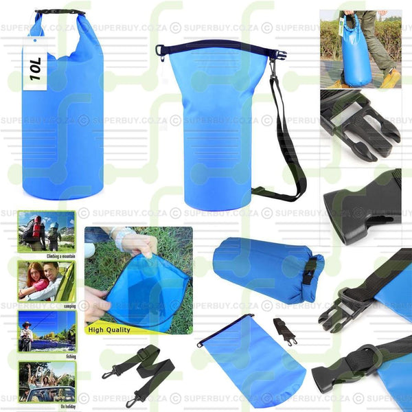 5L Waterproof Floating Camping Diving Dry Bag