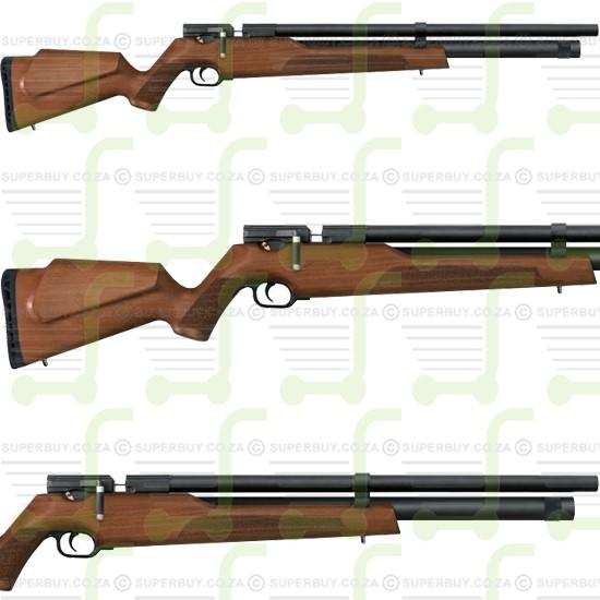 Nova Vista Alpha HP900 Wooden PCP Air Rifle 6.35mm .25 cal