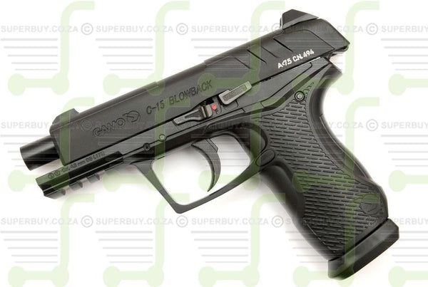 Gamo C-15 BB 4.5mm Air Pistol CO2