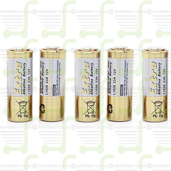 Premium Quality 23A 12V Alkaline Battery