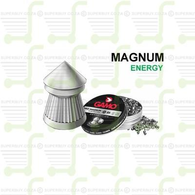 Gamo Magnum 4.5mm .177 Caliber Ammunition Air gun Air Rifle Pellets - Tins of 250