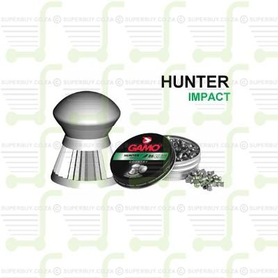 Gamo Hunter 4.5mm .177 Caliber Ammunition Air gun Air Rifle Pellets - Tins of 250