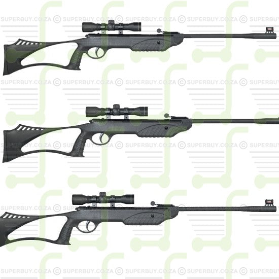 SPA Artemis XTB1 Spring Air Rifle 4.5mm .177 cal