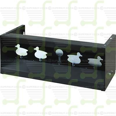 Magnetic Knock Down Duck Target Trap For Airguns And Rifles