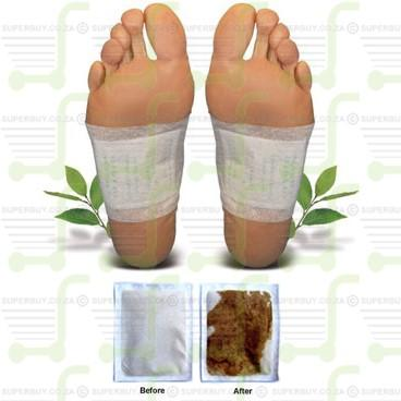 Cleansing Detox Foot Pads 10 Pack