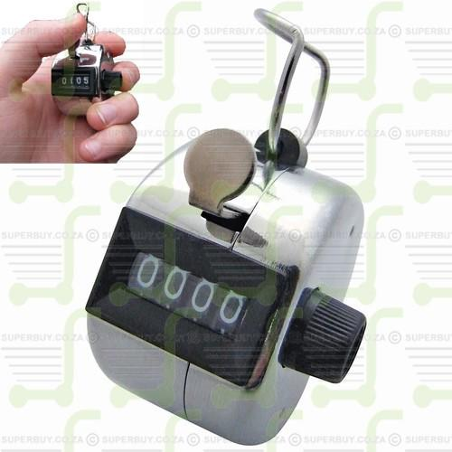 Analog Ring Finger Tally Counter Counting Device