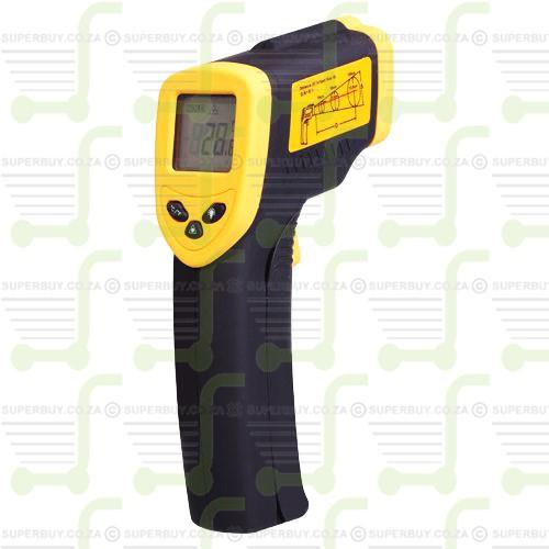 Infrared Thermometer with LCD Display