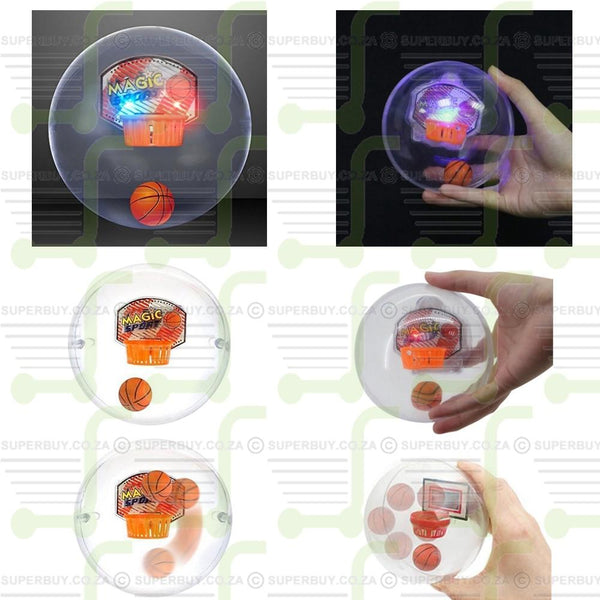 Rock Ball Basketball Handheld Game
