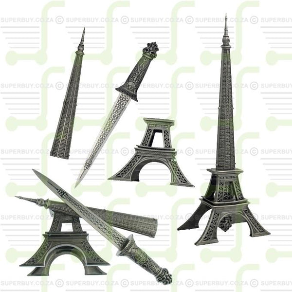 Eiffel Tower Dagger Knife