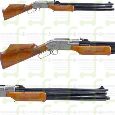 Sumatra 2500 500cc 5.0mm .20 cal PCP Air Rifle