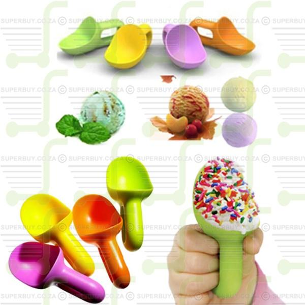 Ice Cream Super Scoopers Set of 4