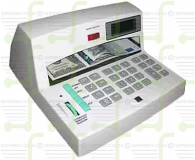 Multi-Function UV LED Magnetisim Counterfeit Money Detector