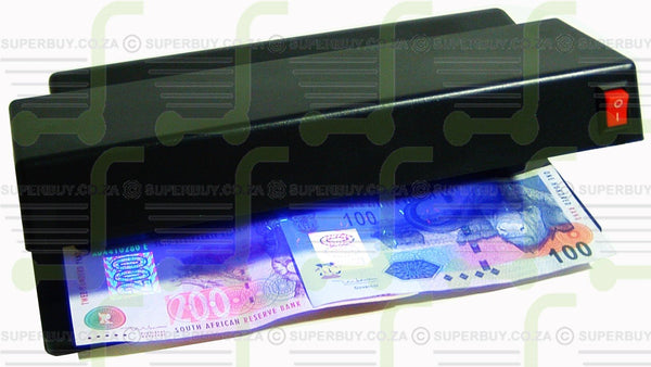 Professional UV Light Counterfeit Money Detector