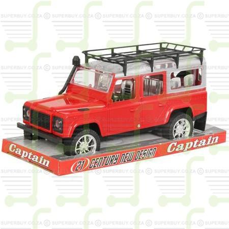 PL Friction Jeep 25cm