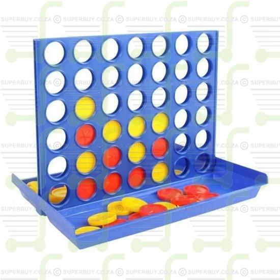 Connect 4,  Line up 4 In a Row Playing Game