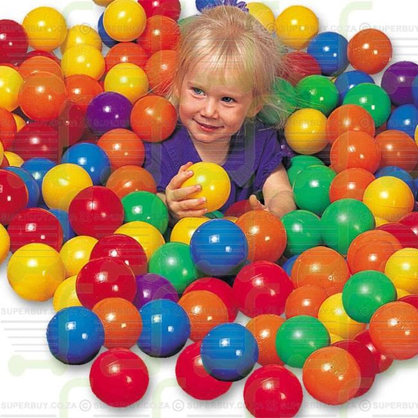 Colorful Fun Balls