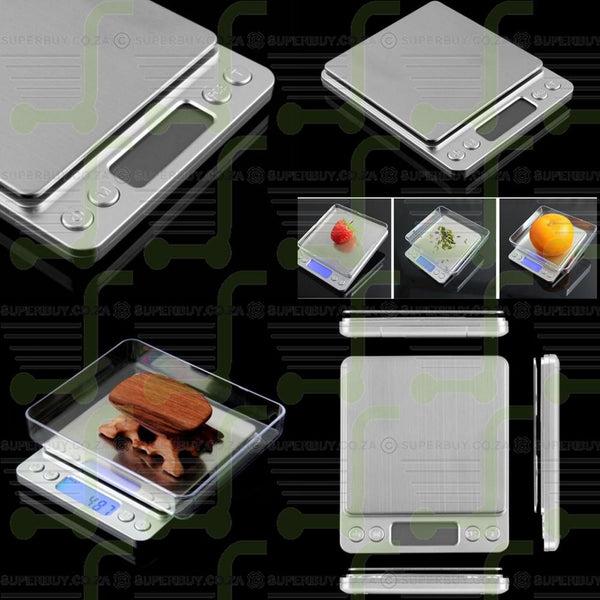 Professional Digital Table Top Scale 500g x 0.01g