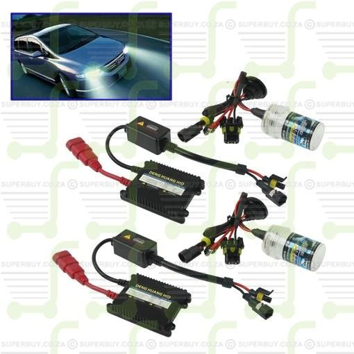 Xenon High Intensity Discharge Head Lamp Kit H3
