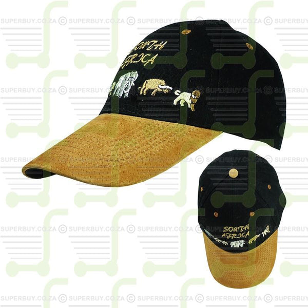 Superior Quality Peak Cap v2 - South Africa Big 5