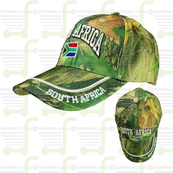 Superior Quality Peak Cap v2 - Real Tree Camo South Africa