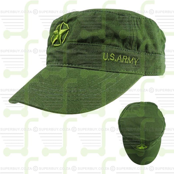Superior Quality Cap Army Green