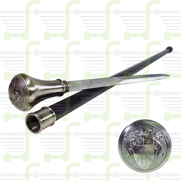 Sword Cane Silver Ball